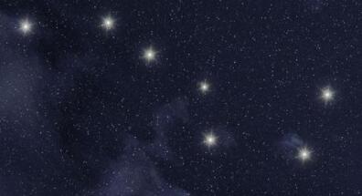 天幕上的七盏灯,黑夜有它方向明(打一天体名)谜底及原因