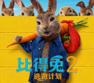 《比得兔2:逃跑计划》的经典台词/语录/对白